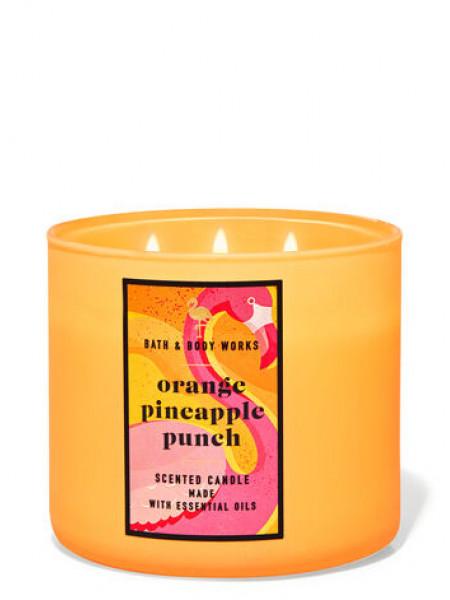 Свеча Orange Pineapple Punch От Bath And Body Works