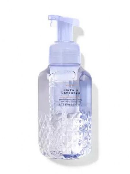 Мыло для рук Linen Lavender Bath and Body Works