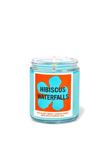 Ароматизована свічка Hibiscus Waterfalls Bath & Body Works
