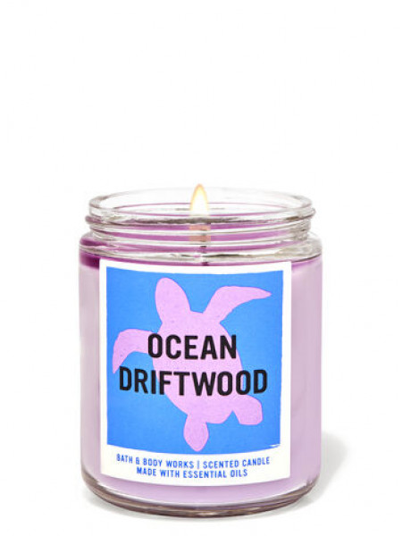 Ароматизована свічка Ocean Driftwood Bath & Body Works