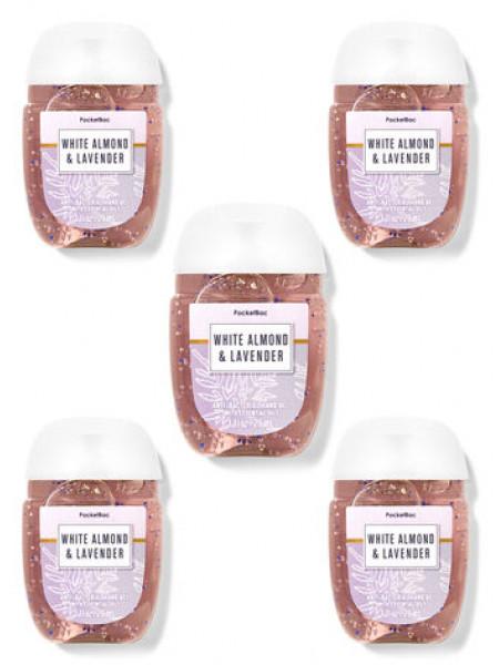 Антисептик для рук White Almond & Lavender Bath and Body Works