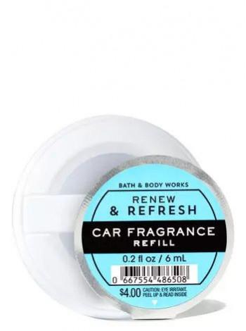 Ароматизатор для автомобіля Renew & Refresh від Bath and Body Works