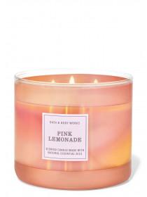Свічка Pink Lemonade Від Bath And Body Works