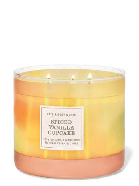 Свеча Spiced Vanilla Cupcake От Bath And Body Works