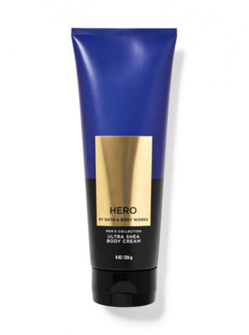 Крем для тіла з олією ши Hero Men's Collection Bath and Body Works для чоловіків
