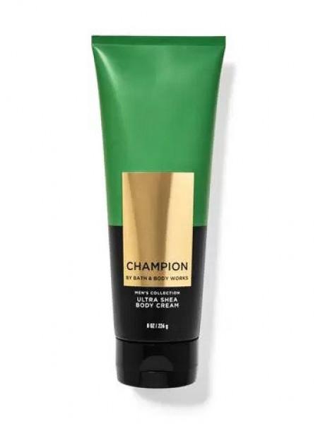 Крем для тела с маслом ши Champion Men's Collection Bath and Body Works для мужчин