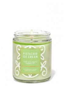 Ароматизована свічка Pistachio Ice Cream Bath & Body Works