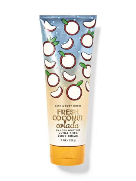 Крем для тіла Fresh Coconut Colada від Bath and Body Works