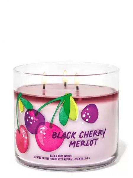 Свеча Black Cherry Merlot От Bath And Body Works