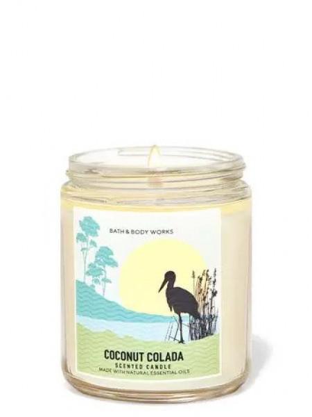 Ароматизированная свеча Coconut Colada Bath & Body Works