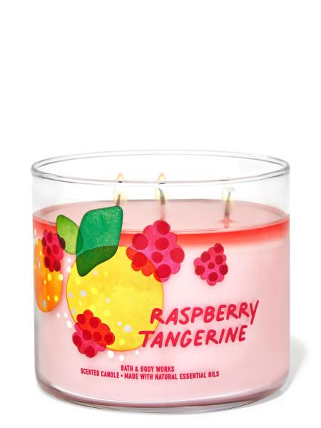 Свеча Raspberry Tangerine От Bath And Body Works